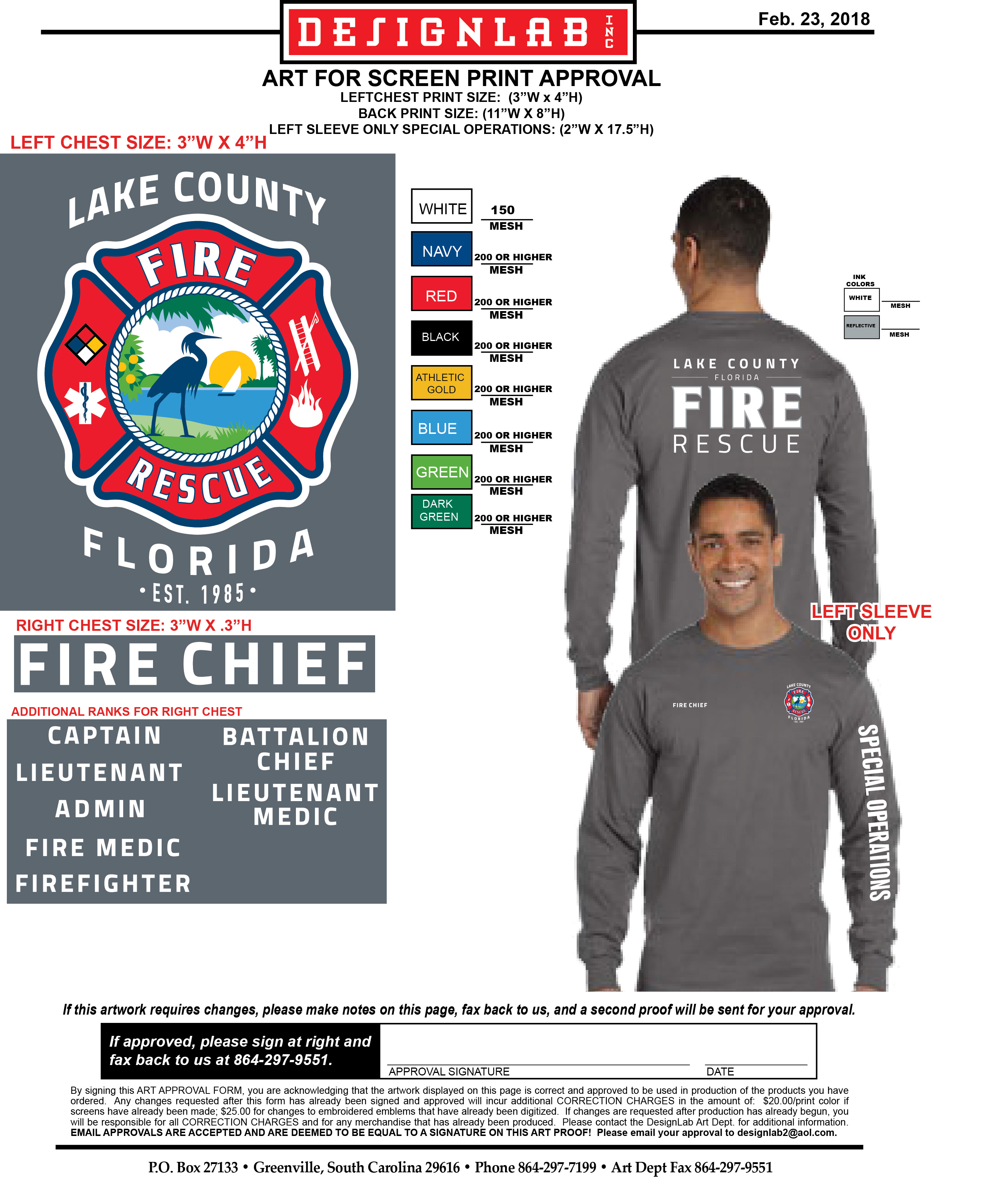 Game Job Shirt Navydenim Only 1 Per Year Lake County Fire Ordering
