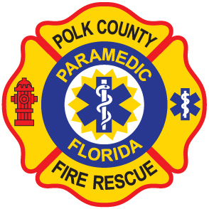Paramedic Patch Polk County Fire Polk County Fire Rescue